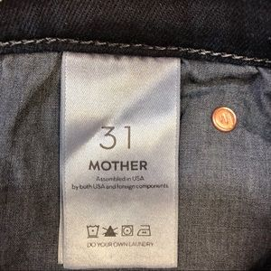 MOTHER Jeans - Mother The Stunner Two Step Fray Last Call Size 31